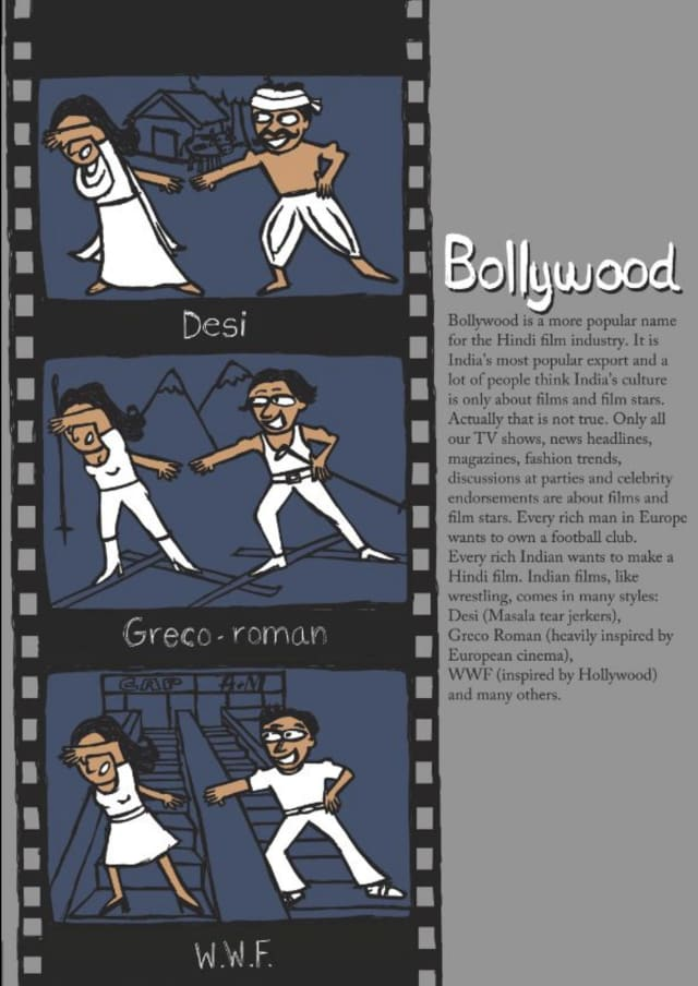 The Great Indian Diary - Bollywood