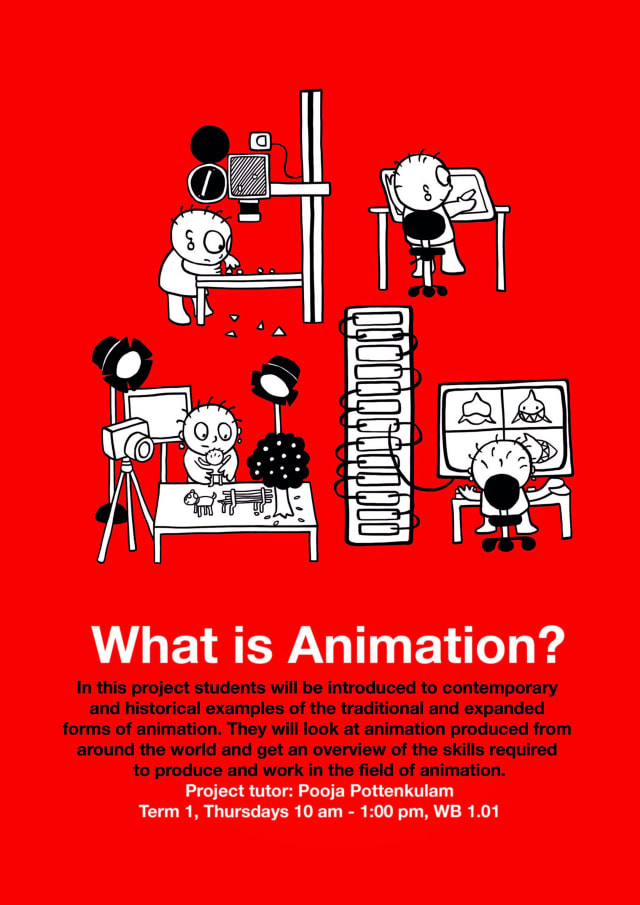 What is Animation? - poster