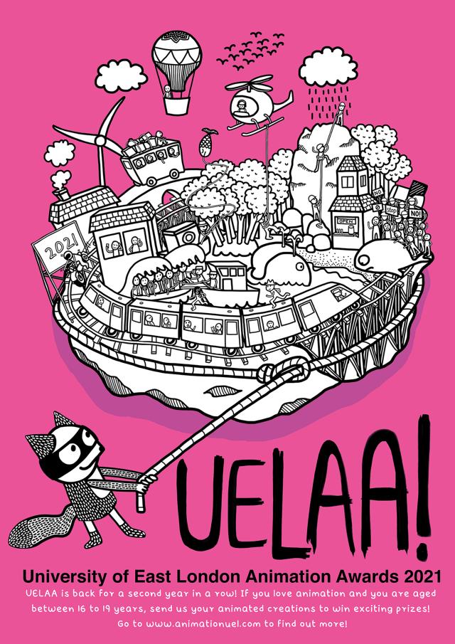 UELAA 2021 Poster