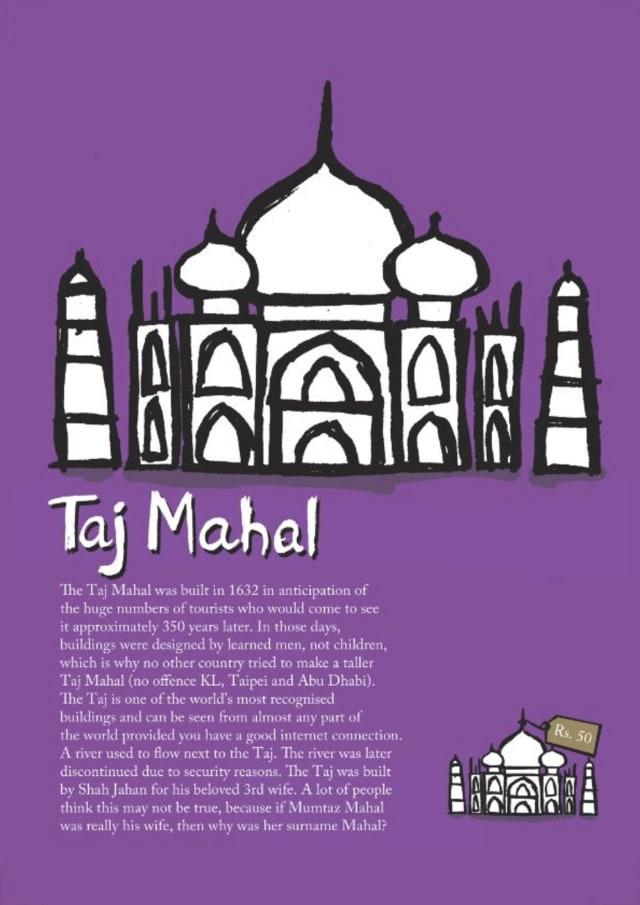 The Great Indian Diary - Taj Mahal