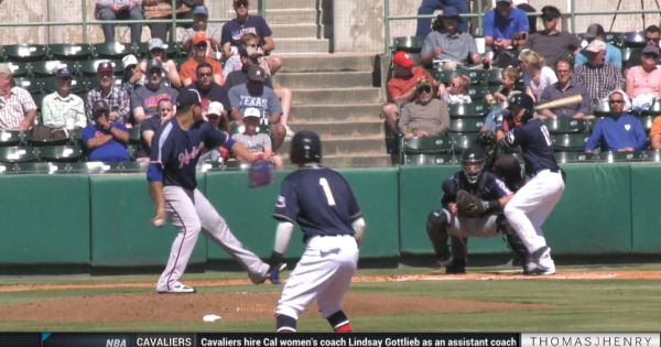 Image of San Antonio Missions playing baseball