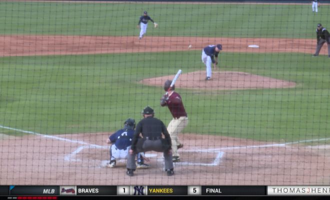 Image of UTSA Baseball playing against Texas State