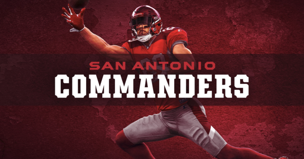 IMAGE OF SAN ANTONIO COMMANDERS