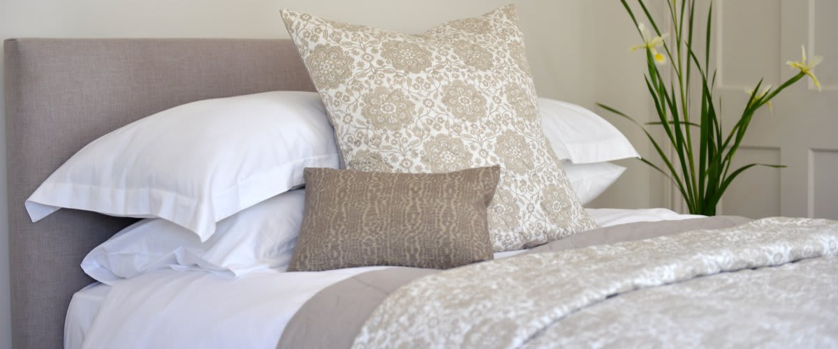 What Is A Bed Sham, Louisville Bedding Company Latex Pillow