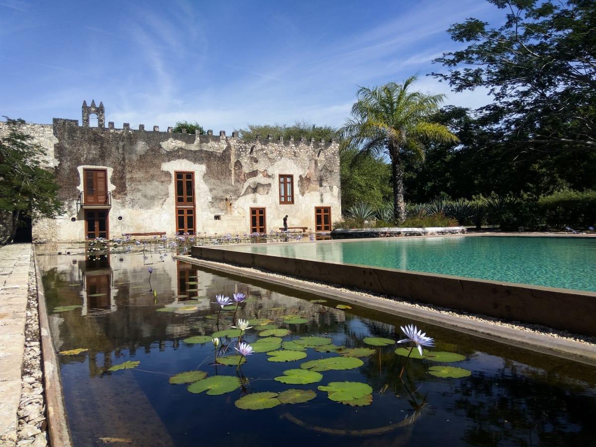 A Mexican Hacienda