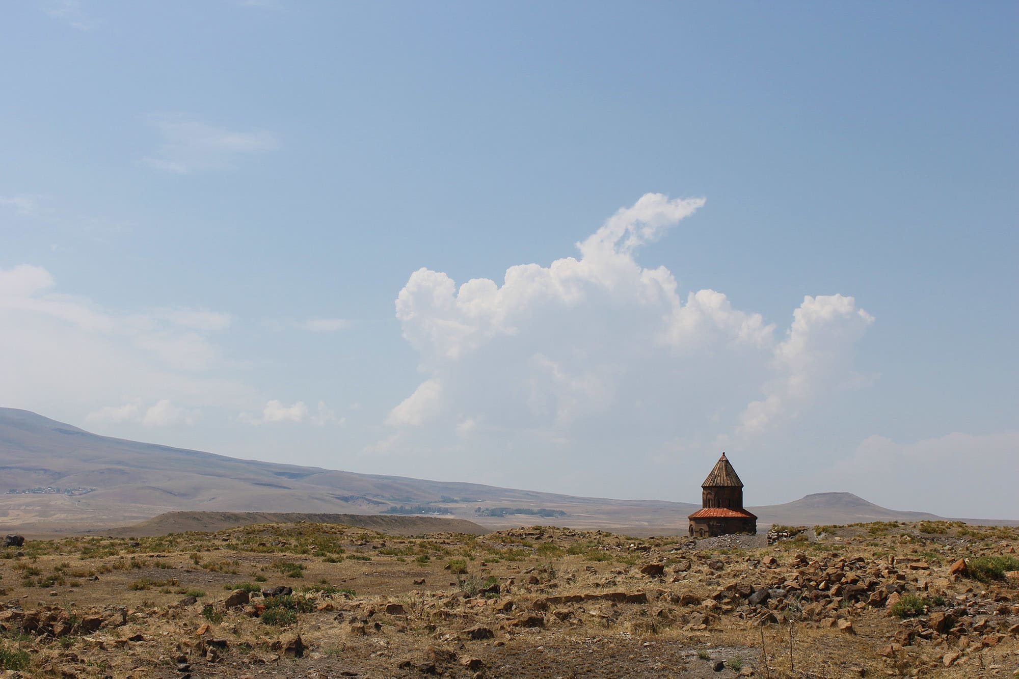 Ani the ancient capital of Armenia