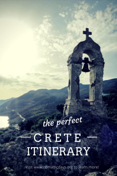 The best Crete Itinerary
