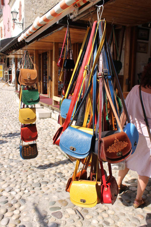 Shops in Mostar