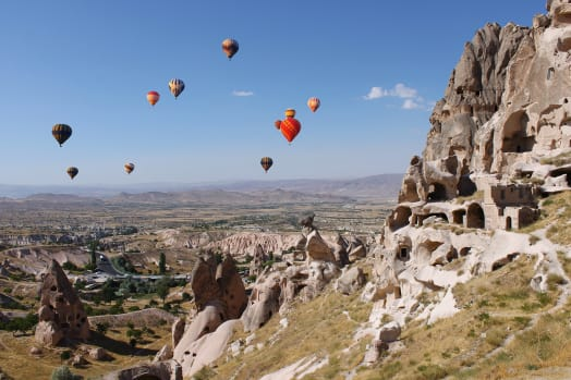 Berlin to Georgia – Day 17: Cappadocia
