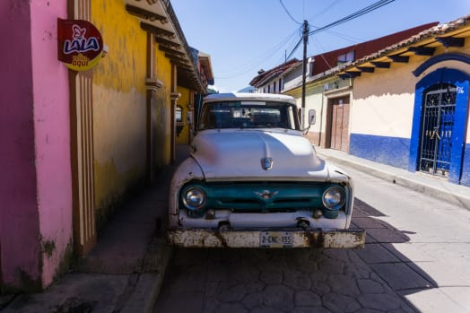 Seeing Mexico through Its Cars