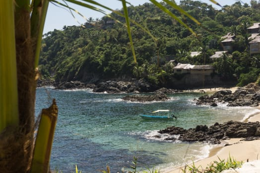 The Coast of Oaxaca: Puerto Angel / Zipolite / Mazunte – or Maybe Something Else?