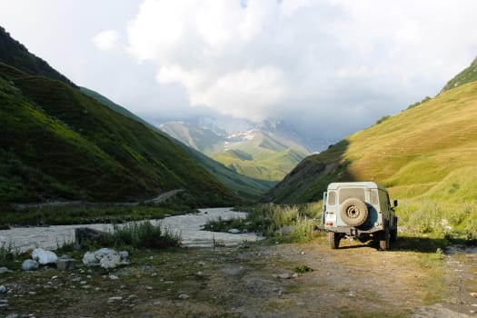 An Epic Europe Road Trip: Across the Balkans, Cappadocia and the Caucasus with a 4x4