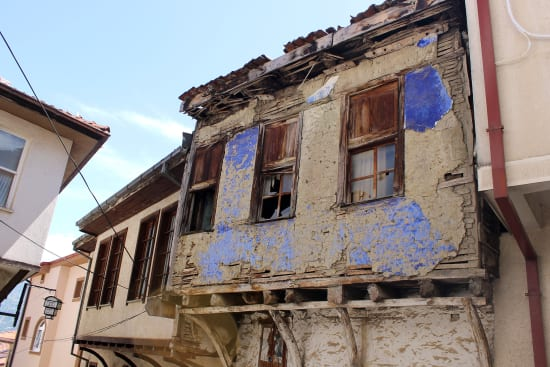 A house in Ohrid