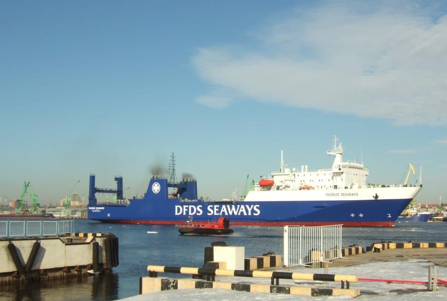 the vilnius seaways