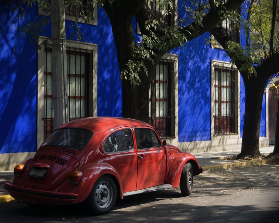 Seeing Mexico through Its Cars | Nomadic Days