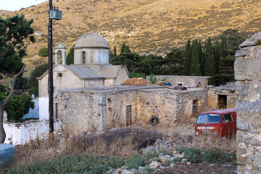 Xera Xila monastery