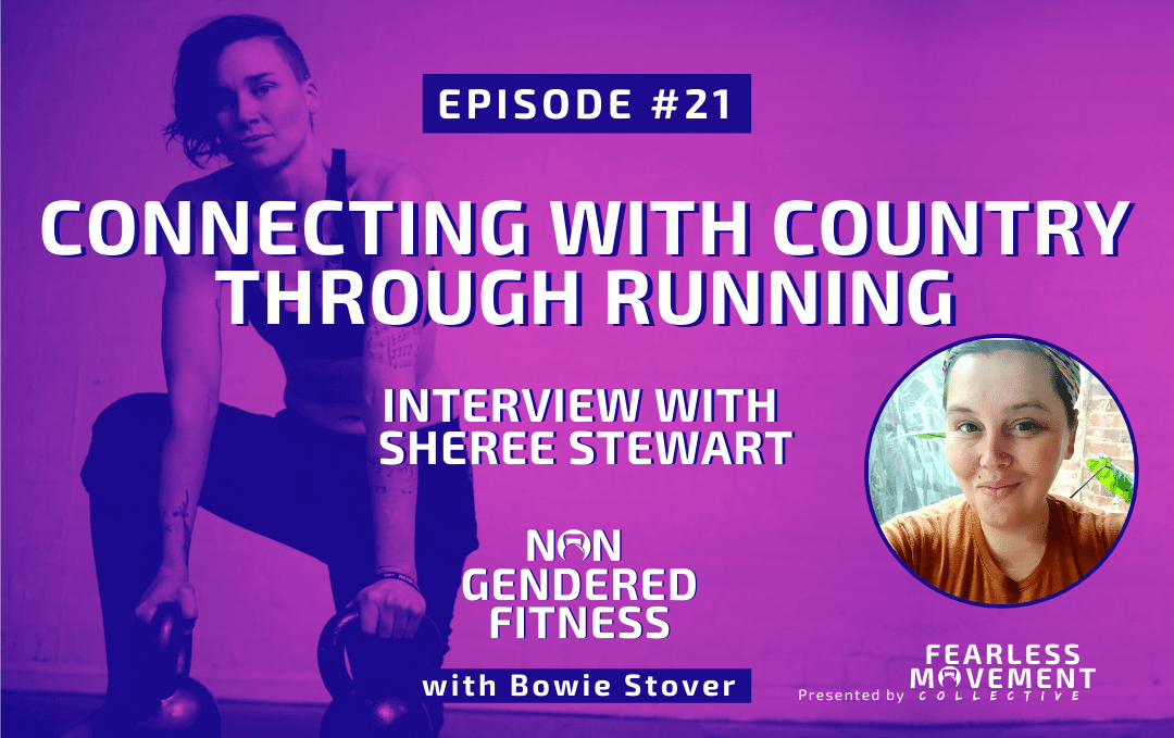 [Episode 21] Connecting With Country Through Running