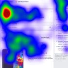Eye tracking screenshot