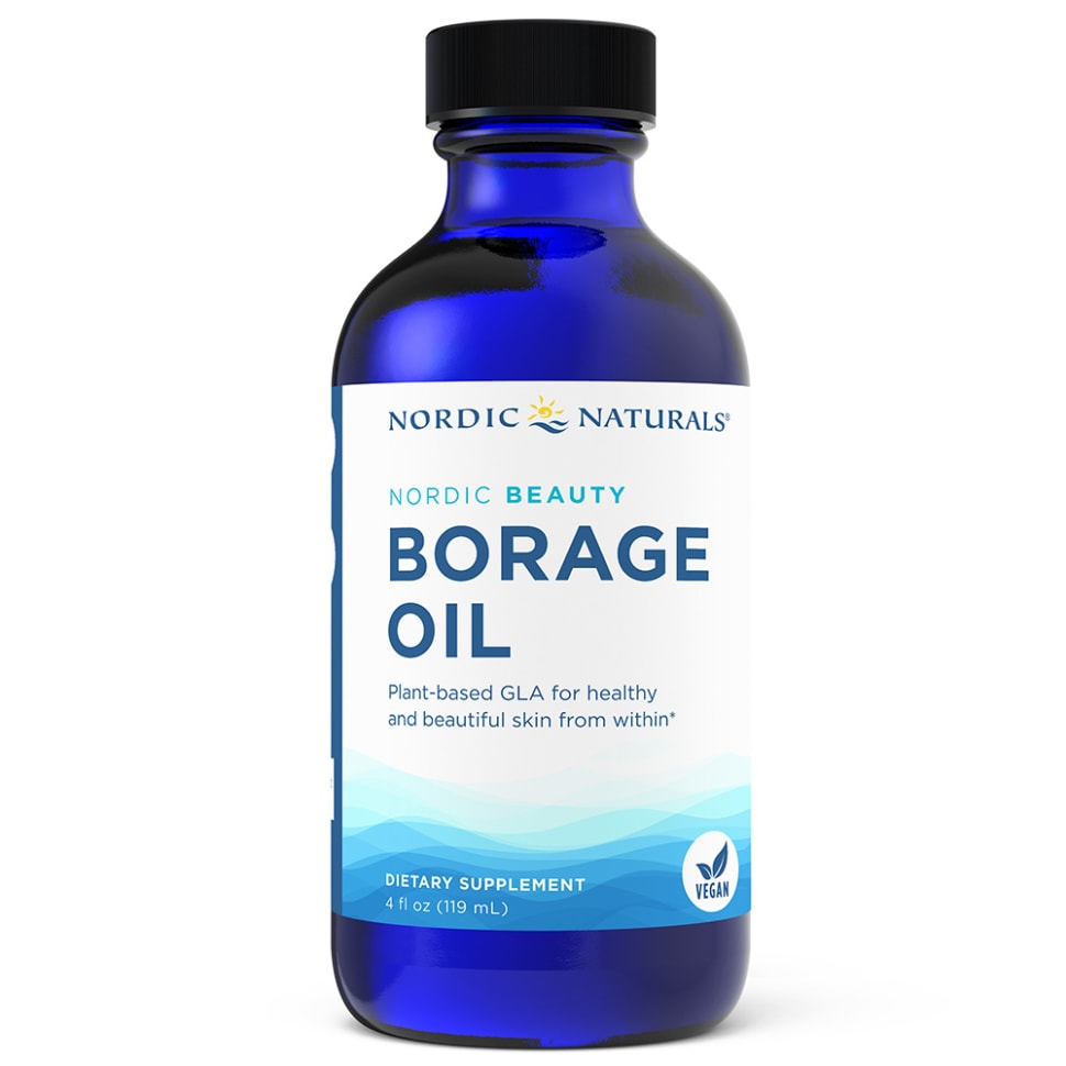Nordic Beauty Borage Oil