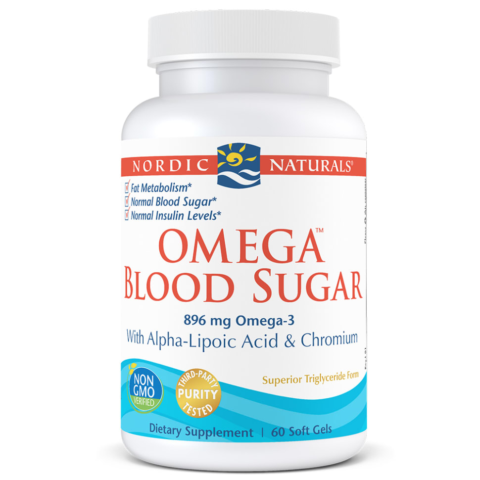 Omega Blood Sugar