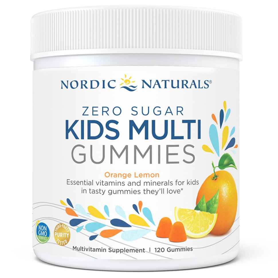 Zero Sugar Kids Multi Gummies