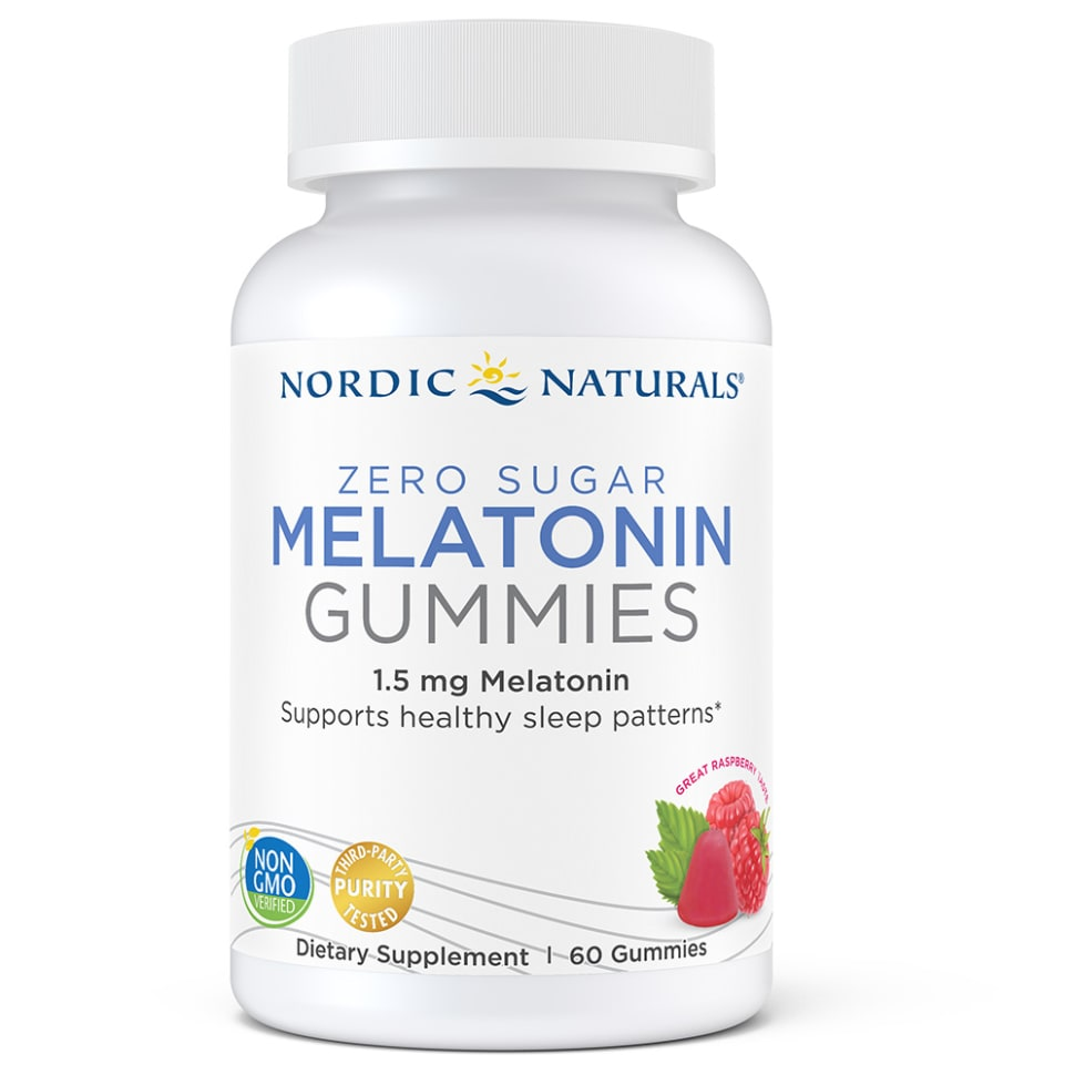 Zero Sugar Melatonin Gummies