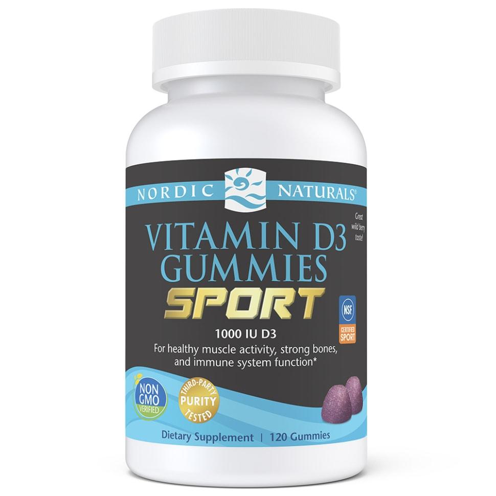 Vitamin D3 Gummies Sport
