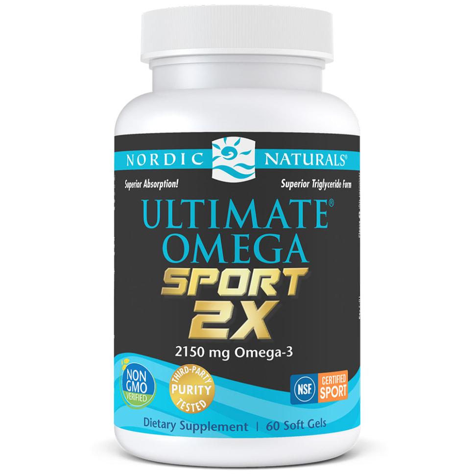 Ultimate Omega 2X Sport