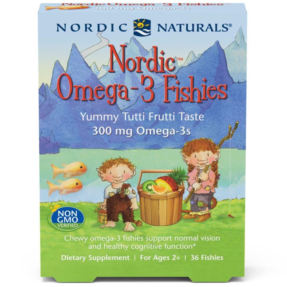Nordic Omega-3 Fishies