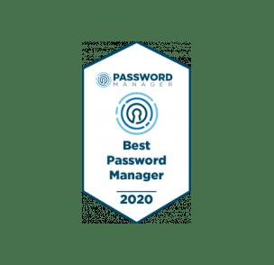 password manager award