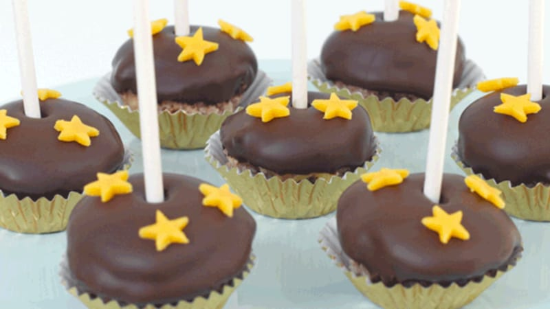 Suksess cake pops