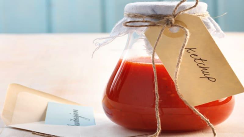 Hjemmelaget ketchup