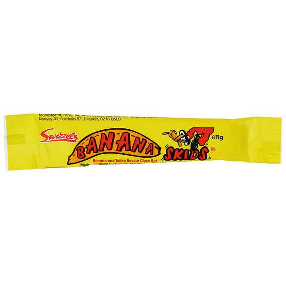 banana skids kcal