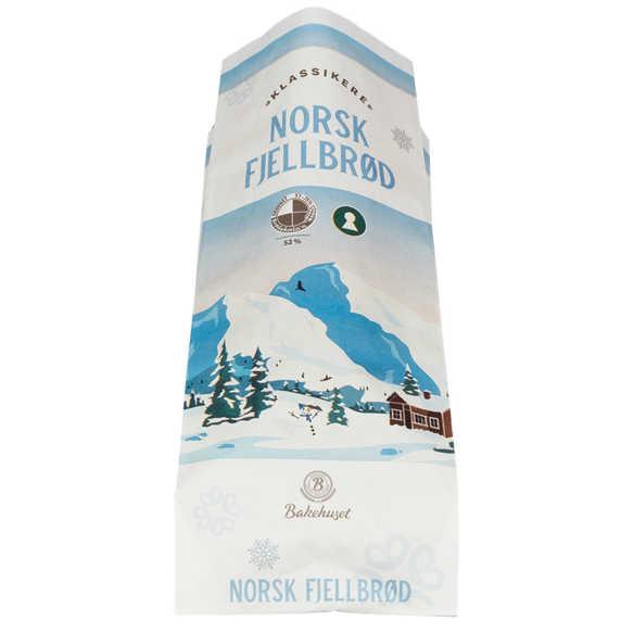 Norsk Fjellbrød