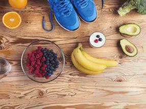 Kosthold før og etter styrketrening