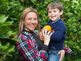 Min pasjonsfrukt er oransje