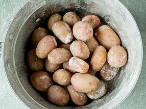 5 grunner til å spise potet
