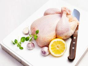 Oppdeling av kylling