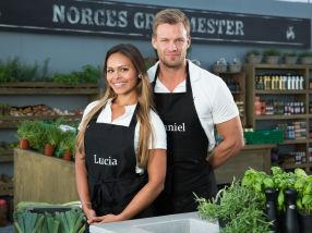 Treningspartnerne Lucia Aven & Daniel Eriksen