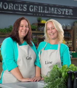 Tvillingsøstrene Line & Gro Solum