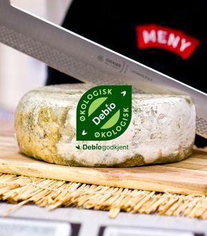 Økologiske oster hos MENY