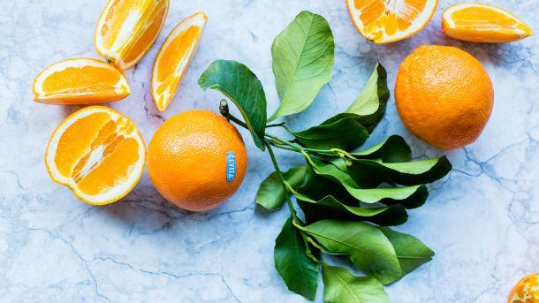 Appelsin og sitrus