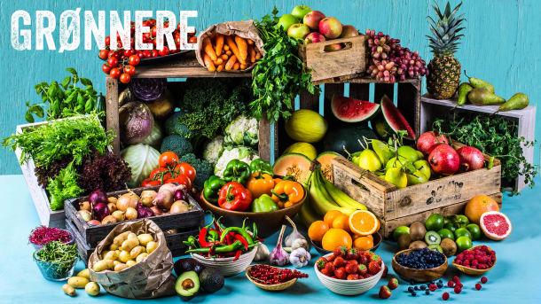 Spis mer frukt & grønt!