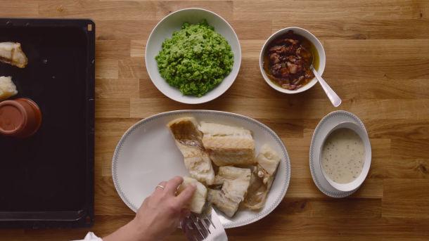 MENY-Lauget presenterer: Slik lager du lutefisk