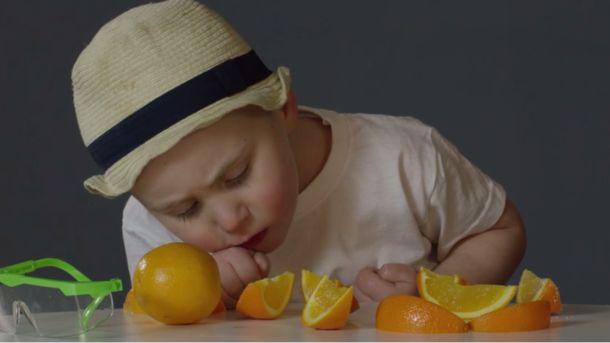 Cevita - smakstestet av barn