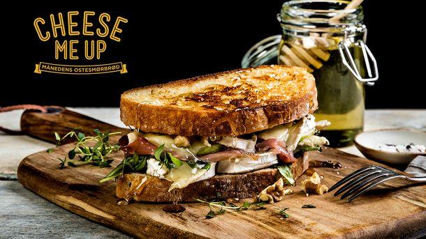 Prøv verdens beste ostesmørbrød!