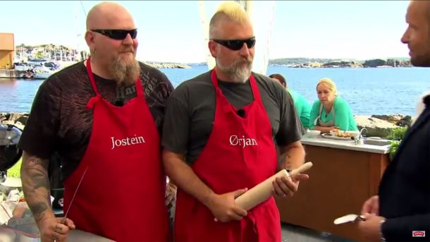 Dette kan du vente deg i Norges grillmester