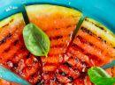 Frukt & grønt på grillen