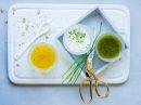 Enkle dressinger til salaten