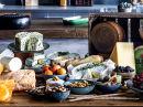 Stevnemøte med ostefat og godt tilbehør